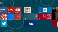 Turn Chrome's New Tab Page into Similar to Windows 8 Start Screen