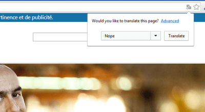 Enable New 'Translator Bubble UI' in Google Chrome
