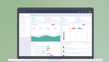 10 Best Responsive Admin Dashboard Templates