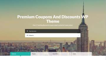 10 Best WordPress Coupon Themes and Plugins