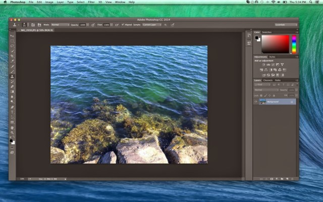 Photoshop CC for mac