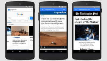 What is Google's AMP? Guide to Accelerated Mobile Pages
