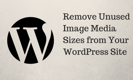 Remove Unused Image Media Sizes from Your WordPress Site