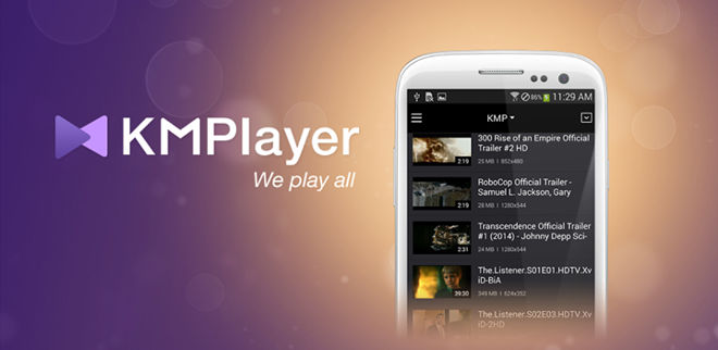 KMPlayer - Alternative to MX Player