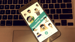 How to make personalized selfie stickers in Google Allo