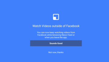 How to Watch Facebook videos outside of the Facebook app on Android