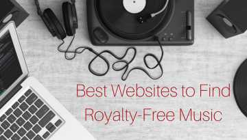 15 Best Websites to Find Royalty-Free Music for videos on YouTube
