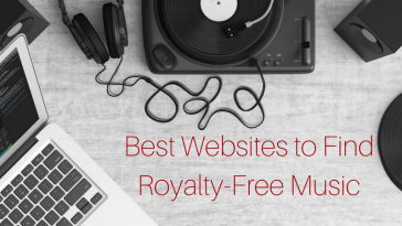 Best Websites to Find Royalty-Free Music