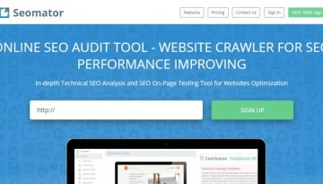 Seomator Review: An Impressive On-Page SEO Audit Tool to Improve SEO of Your Website