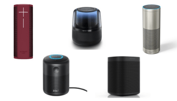 5 Best Amazon Alexa Powered Smart Speakers