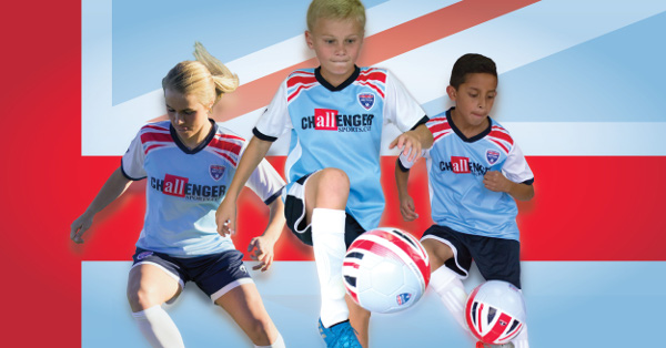 British Soccer Camps for Kids from Challenger Sports - Blue Door Reviews