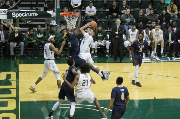 USF MBB lose to FIU, 65-53, extending losing streak to four