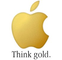 Thing gold. Apple