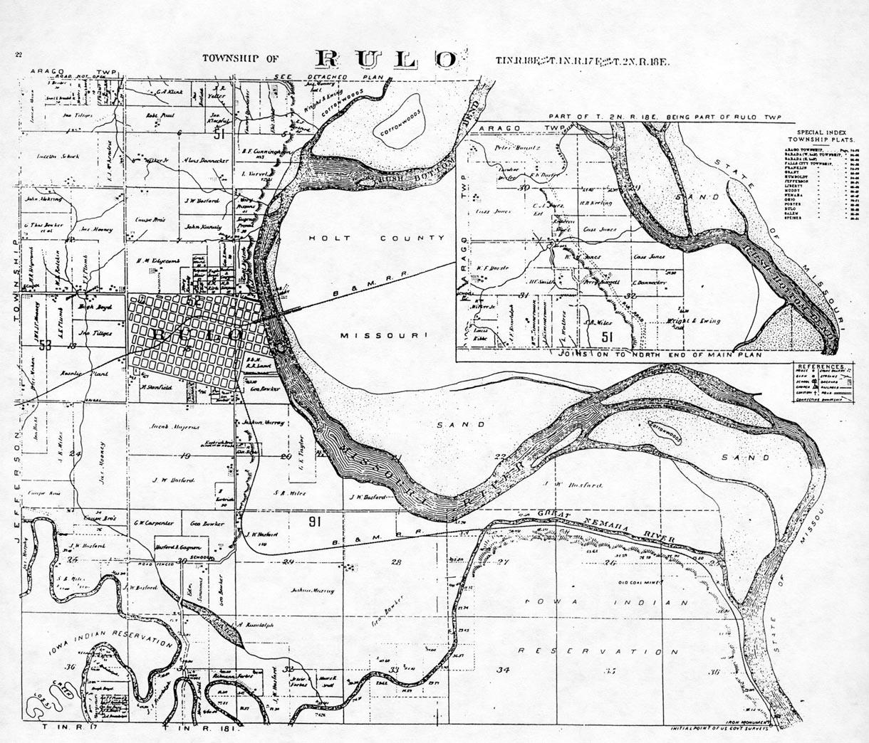 Map Of Lincoln Ne