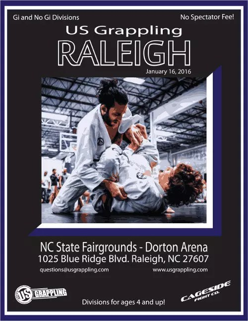 US Grappling Raleigh - US Grappling