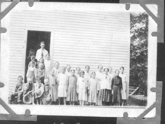 Ward County Kentucky Family Bell