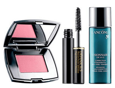 Lord and Taylor 10% off on cosmetics 25% off on anything else + New Lancome gift with purchase (7pcs with $39.5)