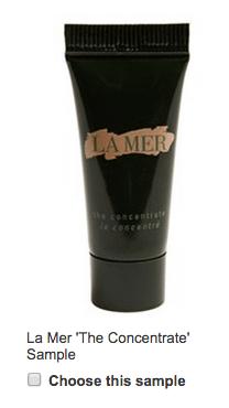 Update: Free Chanel Mascara sample, Nordstrom FREE La Mer 'The ...