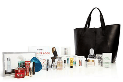 Saks: 3 high end samples + free shipping with any beauty purchase ...