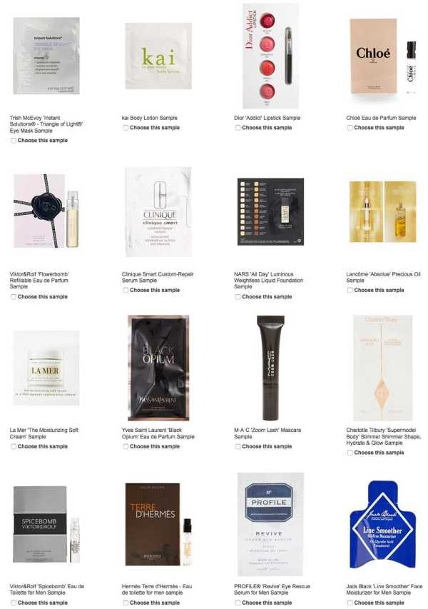 Nordstrom: FREE Dior 'Addict' Lipstick Sample with any beauty purchase + free shipping