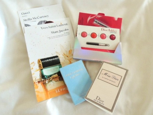 sephora gift with purchase 2