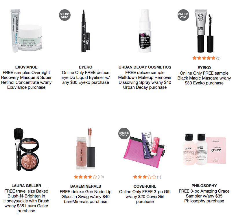 Ulta | Gift With Purchase