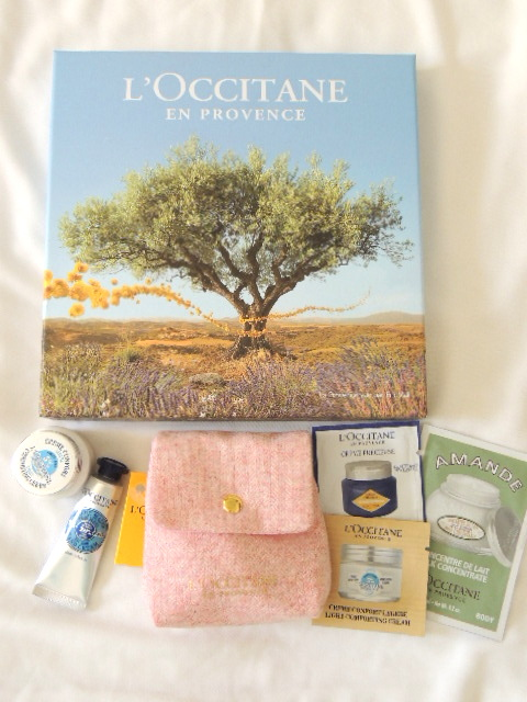loccitane free gifts