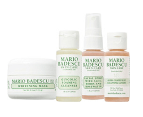 Ulta Free 4 Pc Mario Badescu Gift With Any 50 Online