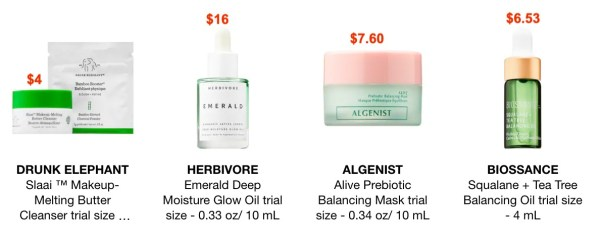 b83dba6b94c9 Sephora gift with purchase update 6/3 - 2 new codes - Gift With Purchase