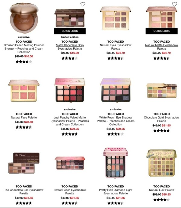 Sephora gift with purchase update 9/4 - 1 new code + MORE