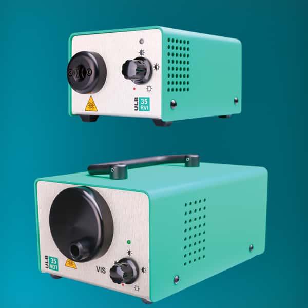 MIDORI™ ULB-35 UV Fiber-Optic LED Light Source