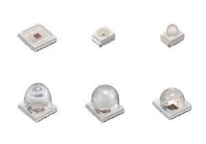SWIR LEDs
