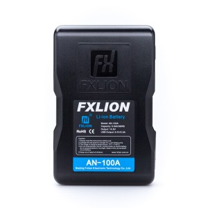 FXLion Cool Black Battery