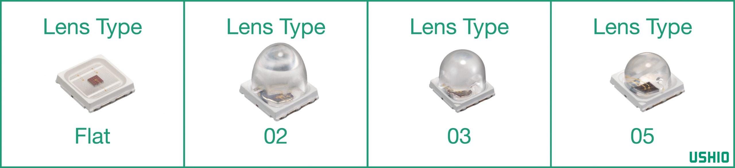 Lens Types - Chips