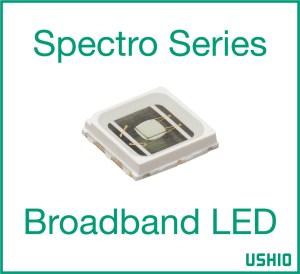Spectro Series Broadband LED