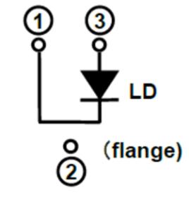 HL40093MG Internal Circuit