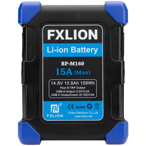 Fxlion Bump Protection Battery Series