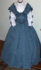 19th Century 1800s Girls Dresses