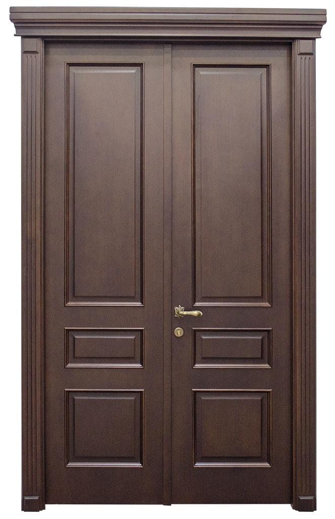 Usa de interior din lemn model A72