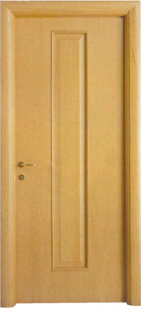 Usa de interior din lemn model A51