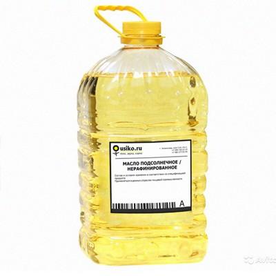 масло нерафинированное купить