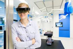 FollowKnee combine réalité augmentée, impression 3D et prothèse connectée pour révolutionner la chirurgie du genou