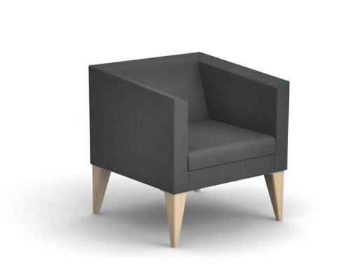 fauteuils d accueil swango gris achat