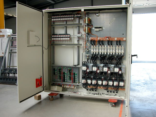 armoires electrique