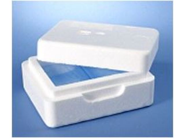 boite isotherme en polystyrene expanse
