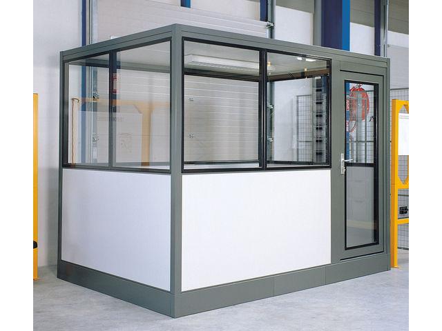 bureau d atelier 6x2 metres