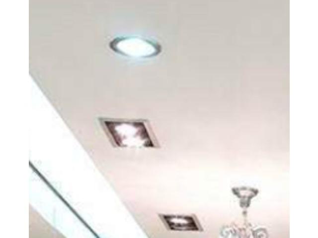 spot led double orientable 40w 2 x 3465 lm
