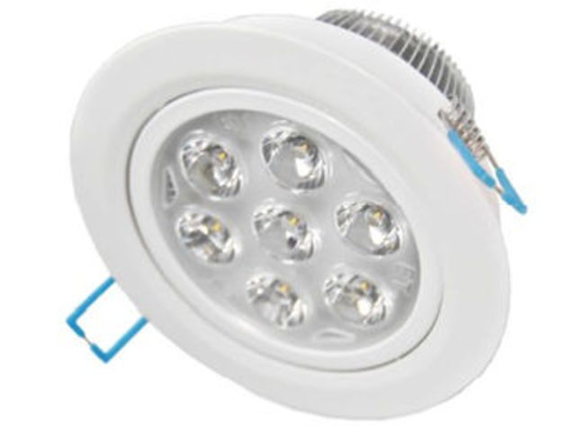 spot led encastrable plafond 220v 14w blanc chaud la lumiere led