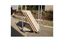 Chariot Pour Tables Pliantes Polythylne Contact