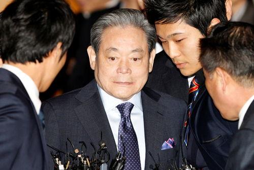 Samsung Lee Kun-Hee